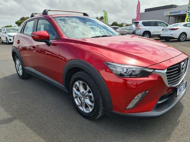 Used Mazda CX-3 Maxx SKYACTIV-Drive, Warrnambool East, 2018 Mazda CX-3 Maxx SKYACTIV-Drive Wagon