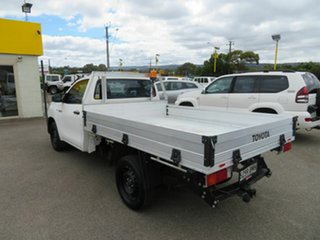 2016 Toyota Hilux Workmate Utility.