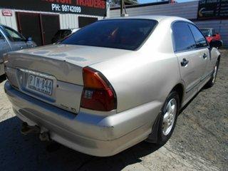 1997 Mitsubishi Magna Sedan.
