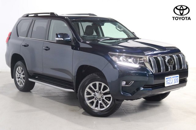 Used Toyota Landcruiser Prado VX, Northbridge, 2020 Toyota Landcruiser Prado VX Wagon