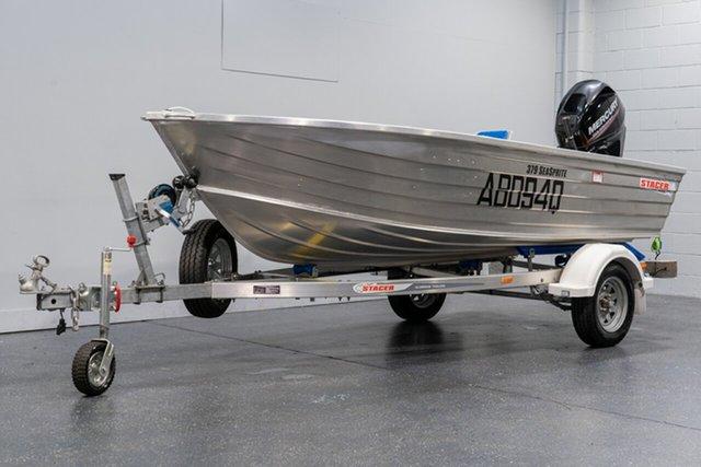 Used Stacer SeaSprite 379, Slacks Creek, 2018 Stacer SeaSprite 379