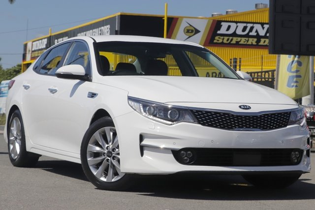Used Kia Optima SI, Rocklea, 2016 Kia Optima SI Sedan
