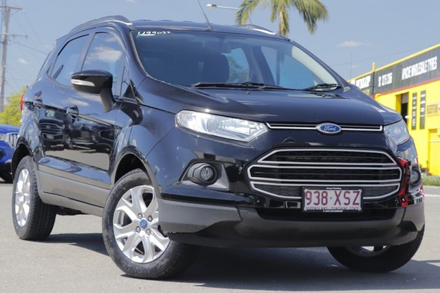 Used Ford Ecosport Trend PwrShift, Rocklea, 2015 Ford Ecosport Trend PwrShift Wagon