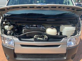 2018 Toyota HiAce LWB Van.