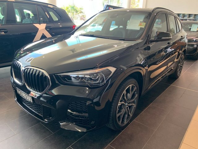 Demonstrator, Demo, Near New BMW X1 sDrive 18i M Sport, Brookvale, 2020 BMW X1 sDrive 18i M Sport Wagon