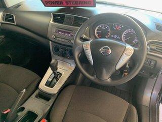 2016 Nissan Pulsar ST Hatchback.