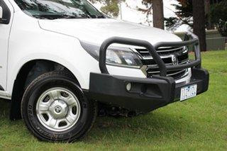 2016 Holden Colorado LS Crew Cab Cab Chassis.