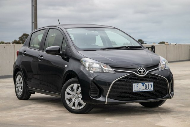 Used Toyota Yaris Ascent, Springvale, 2015 Toyota Yaris Ascent NCP130R Hatchback
