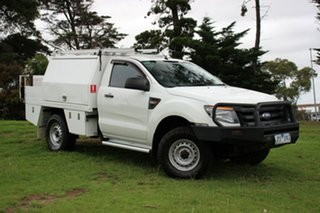 2014 Ford Ranger XL Hi-Rider Cab Chassis.