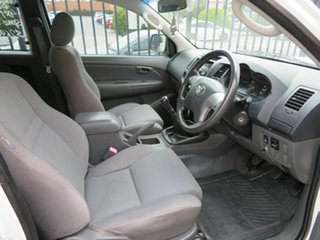 2011 Toyota Hilux SR Dual Cab.