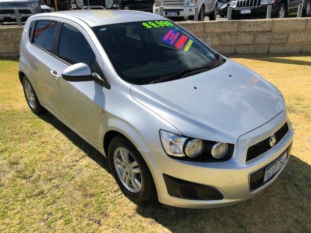 Used Holden Barina CD, Wangara, 2012 Holden Barina CD Hatchback