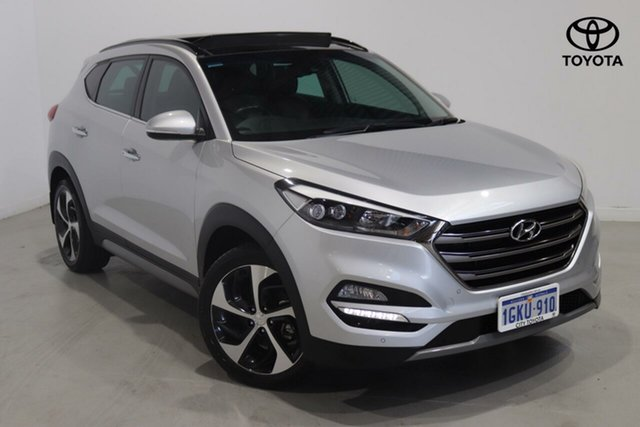 Used Hyundai Tucson Highlander AWD, Northbridge, 2017 Hyundai Tucson Highlander AWD Wagon
