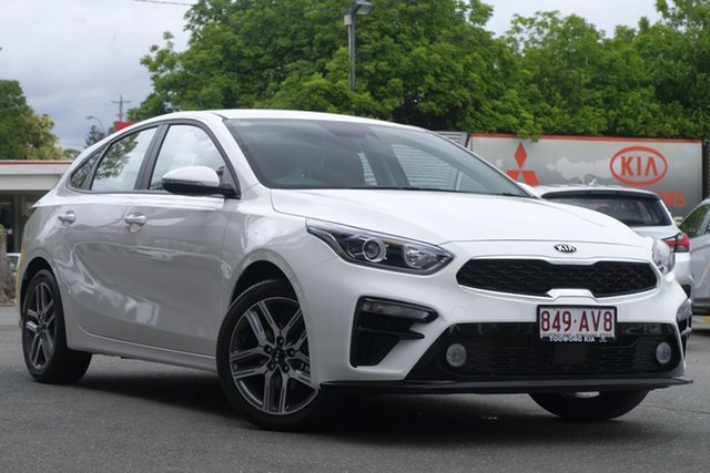 Demonstrator, Demo, Near New Kia Cerato Sport Safety Pack, Toowong, 2020 Kia Cerato Sport Safety Pack Hatchback