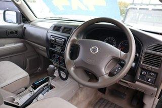 2004 Nissan Patrol ST Wagon.
