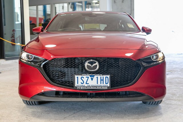 Demonstrator, Demo, Near New Mazda 3 G25 GT, Mulgrave, 2020 Mazda 3 G25 GT BP Hatchback