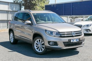 Used Volkswagen Tiguan 130TDI DSG 4MOTION, Oakleigh, 2015 Volkswagen Tiguan 130TDI DSG 4MOTION 5N MY15 Wagon