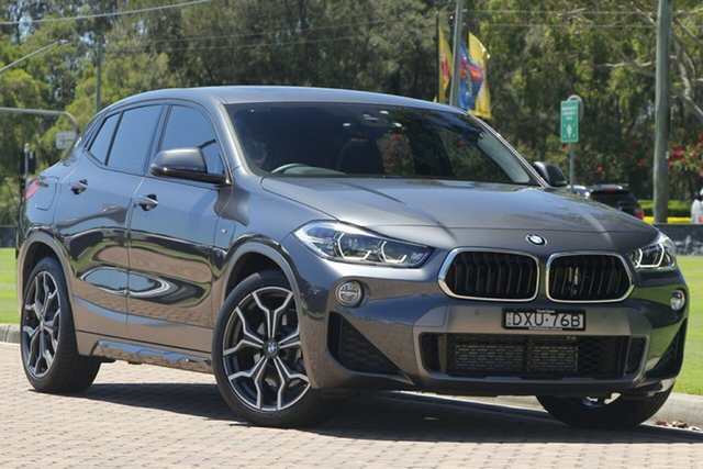 Used BMW X2 xDrive20d Coupe Steptronic AWD M Sport, Warwick Farm, 2018 BMW X2 xDrive20d Coupe Steptronic AWD M Sport SUV
