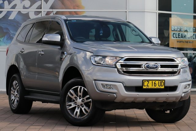 Discounted Used Ford Everest Trend, Warwick Farm, 2016 Ford Everest Trend SUV