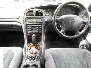 1998 Holden Calais Sedan.