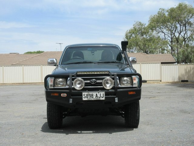 Used Toyota Hilux, Enfield, 2001 Toyota Hilux Dual Cab