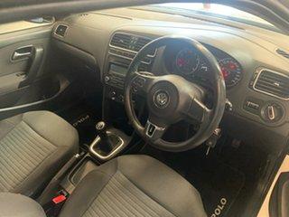 2010 Volkswagen Polo 77TSI Comfortline Hatchback.