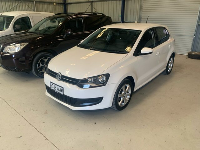 Discounted Used Volkswagen Polo 77TSI Comfortline, Lonsdale, 2010 Volkswagen Polo 77TSI Comfortline Hatchback