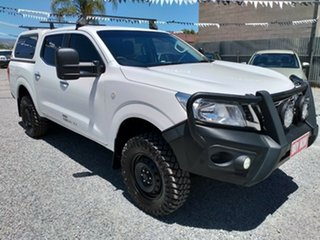 2015 Nissan Navara RX (4x4) Double Cab Chassis.