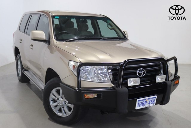 Used Toyota Landcruiser GXL, Northbridge, 2008 Toyota Landcruiser GXL Wagon