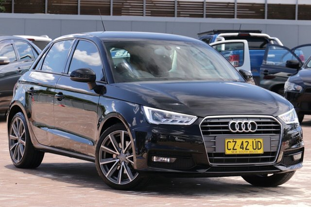 Discounted Used Audi A1 Sport Sportback S Tronic, Warwick Farm, 2016 Audi A1 Sport Sportback S Tronic Hatchback