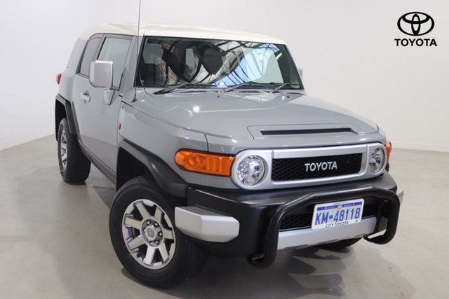 Used Toyota FJ Cruiser, Northbridge, 2013 Toyota FJ Cruiser Wagon