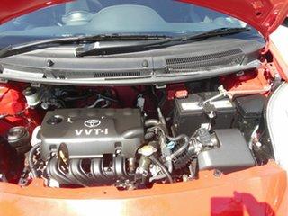 2008 Toyota Yaris YR Hatchback.