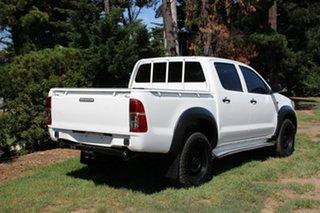 2015 Toyota Hilux SR Double Cab Utility.