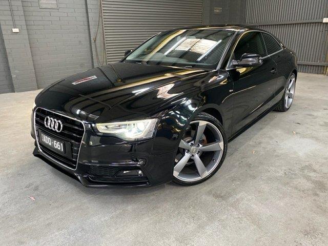 Used Audi A5 Multitronic, Cranbourne, 2014 Audi A5 Multitronic Coupe