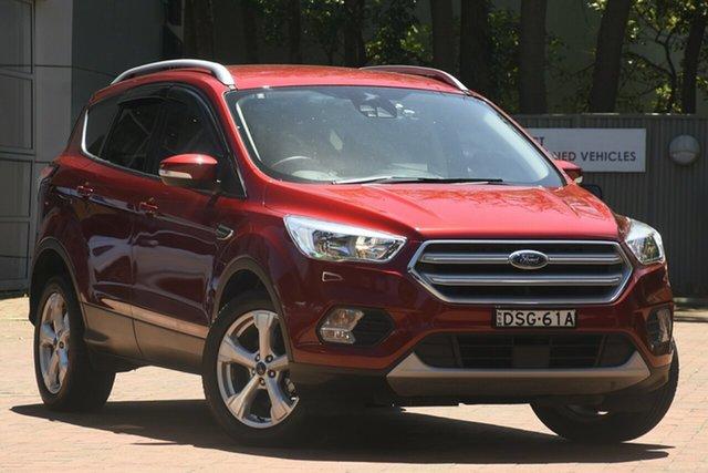 Used Ford Escape Trend, Artarmon, 2017 Ford Escape Trend SUV
