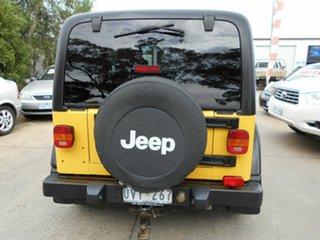 2006 Jeep Wrangler Renegade Convertible.