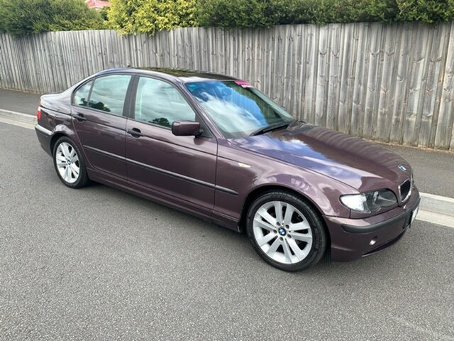 Used BMW 318i Executive, North Hobart, 2002 BMW 318i Executive Sedan