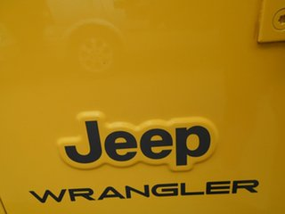 2006 Jeep Wrangler Renegade Convertible.