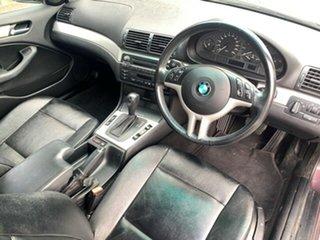 2002 BMW 318i Executive Sedan.