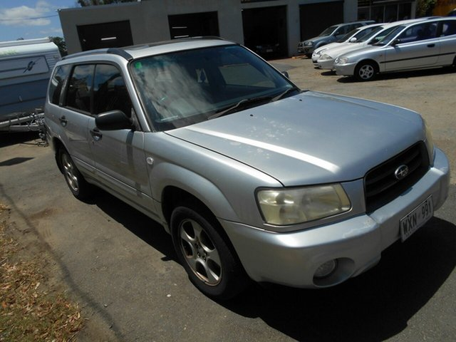 Used Subaru Forester XS, Woodville, 2003 Subaru Forester XS Wagon