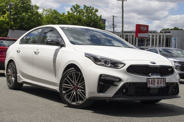 Demonstrator, Demo, Near New Kia Cerato GT Safety Pack, Toowong, 2020 Kia Cerato GT Safety Pack Sedan