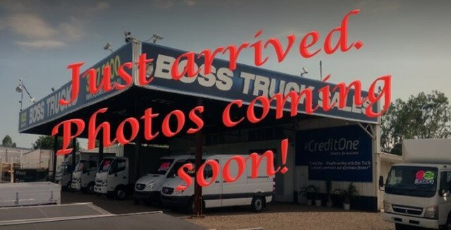 Used Fuso Canter, Rocklea, 2015 Fuso Canter Cab Chassis