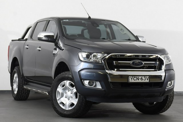 Used Ford Ranger XLT Double Cab, Narellan, 2016 Ford Ranger XLT Double Cab Utility