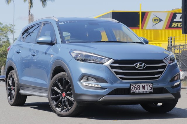 Used Hyundai Tucson 30 D-CT AWD Special Edition, Toowong, 2016 Hyundai Tucson 30 D-CT AWD Special Edition Wagon