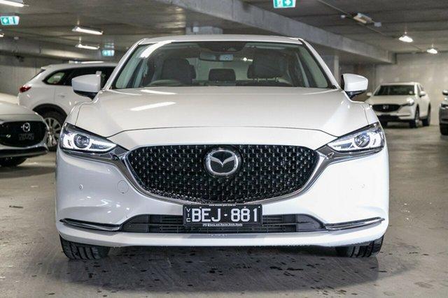 Used Mazda 6 GT (5Yr), Mulgrave, 2019 Mazda 6 GT (5Yr) 6C MY18 (gl) Sedan