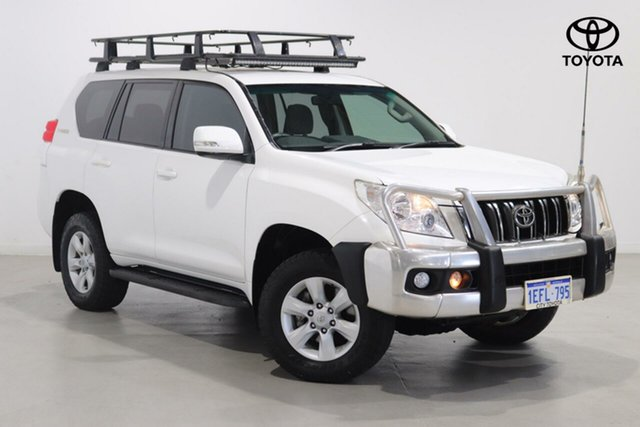 Used Toyota Landcruiser Prado GXL, Northbridge, 2013 Toyota Landcruiser Prado GXL Wagon