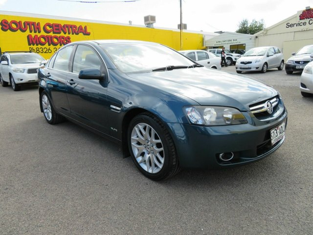 Used Holden Berlina Dual Fuel, Morphett Vale, 2009 Holden Berlina Dual Fuel Sedan