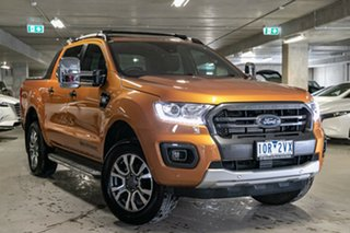 Used Ford Ranger Wildtrak 3.2 (4x4), Mulgrave, 2018 Ford Ranger Wildtrak 3.2 (4x4) PX MkIII MY19 Dual Cab Pick-up
