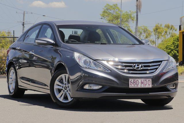 Used Hyundai i45 Active, Rocklea, 2011 Hyundai i45 Active Sedan