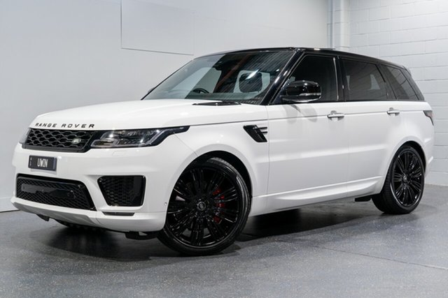 Used Land Rover Range Rover Sport V8 SC A/B Dynamic(386kW), Slacks Creek, 2019 Land Rover Range Rover Sport V8 SC A/B Dynamic(386kW) Wagon