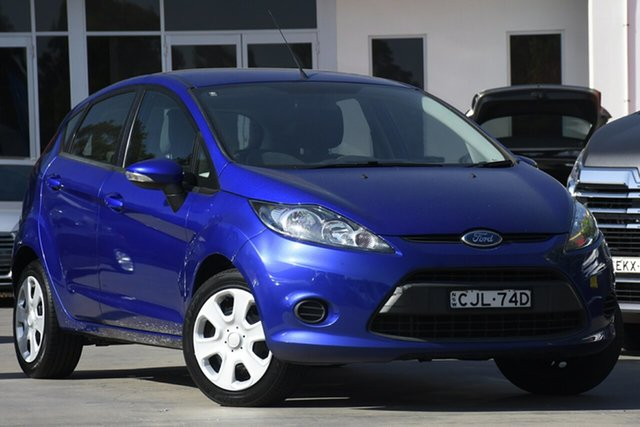 Used Ford Fiesta CL, Narellan, 2012 Ford Fiesta CL Hatchback